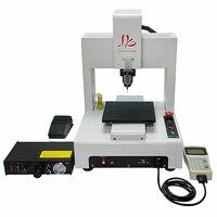 LY 221 автоматический Клей Диспенсер машина 3 оси совместимый для мобильного рамки клей дозирования работает паяльная паста 110 В/220 В