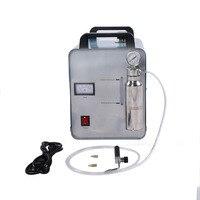 H180 95L Portable Oxygen Hydrogen Water Welder Flame Acrylic Polishing Machine 220V