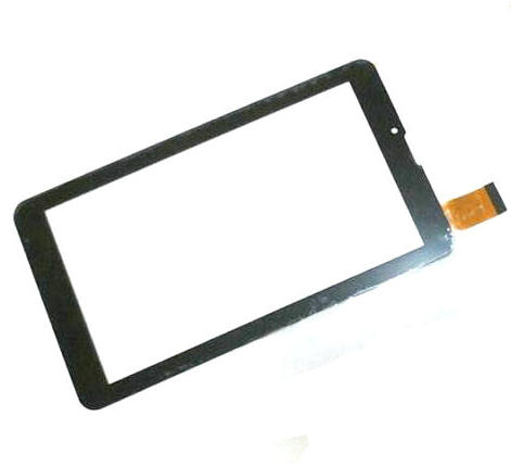 New touch screen Digitizer for 7 Irbis TZ709 3G Tablet Touch Panel Glass Sensor replacement Free Shipping new capacitive touch screen digitizer glass for 10 1 irbis tw55 tablet sensor touch panel replacement free shipping