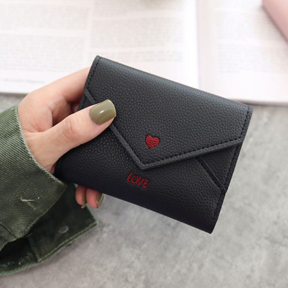 Aelicy 2018 Lady Short Clutch Wallet Fashion Small