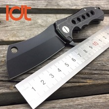 LDT Rad Мясник Складные Ножи S35VN Стеклоочистителя Titanium Ручка Отдых На Природе Нож Тактический Карманный Выживания Охота EDC Инструменты OEM