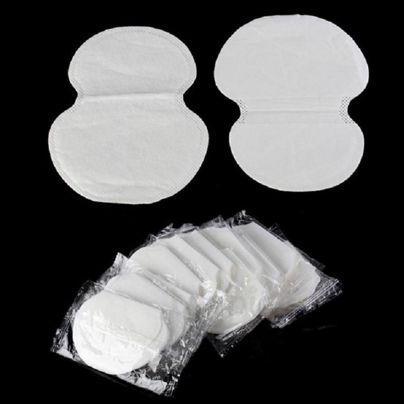 10pcs/30pcs Underarm Dress Clothing Armpit Care Sweat Scent Perspiration Pad For Armpits Linings Disposable Anti Sweat Stickers
