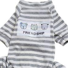 Super stylish cotton Chihuahua overalls / pajamas