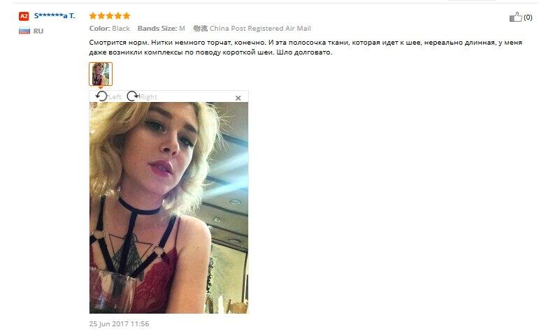 Damen-dessous Neue Sexy Frauen Aushöhlen Bh Bandage Damen Freude Strappy Käfig Bralette Bustier Bustier Tops Einzelteilbesonderen Unterwäsche