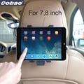 Универсальный подголовник автомобиля tablet PC стенд пластиковый 7 8 дюймов автомобильный держатель планшета заднее сиденье подходит для 7.9 дюймов Ipad мини