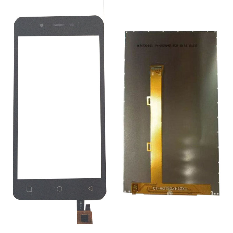 LCD Display matrix screen For Micromax Canvas Spark Q380 LCD Display matrix screen TXDT470SLPA-13