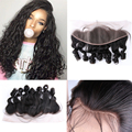 Malibu Dollface Recommend Pre Plucked Peruvian Loose Wave Lace Frontal Closure 13x4 Ear to Ear Lace Frontal with baby hair