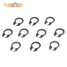 10 Pcs Racerstar 4 MM U-Cincin Circlip untuk BR2205S Pro/BR2305S/BR2306S Brushless Motor Spare Parts aksesoris Model RC(China)