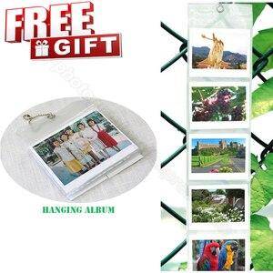 Image 3 - 정품 새 Fujifilm Instax 와이드 필름 화이트 60 사진 인스턴트 포토 용지 카메라 Instax 와이드 200 210 300 앨범 선물