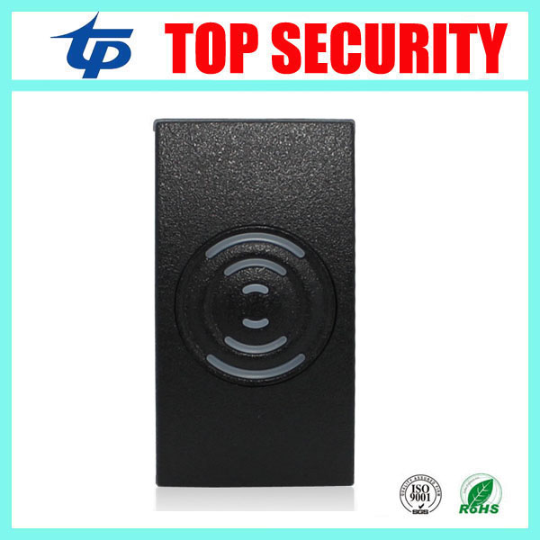 ZK 13.56MHZ IC card MF card door access control card reader with weigand34 IP65 waterproof smart card reader with two LED light waterproof ip65 13 56mhz ic card