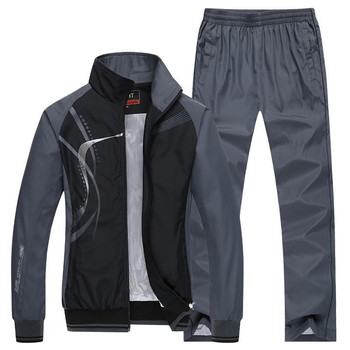 Men's Sportswear New Spring Autumn 2 Piece Sets  3