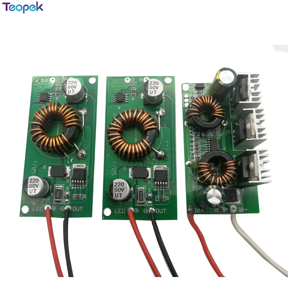10pcs 10w Led Driver For 3x3w 9 12v 900ma High Power Chip Promotional Circuit Board 350ma Buy 20w 30w 50w Dc 24v To Constant Current Supply