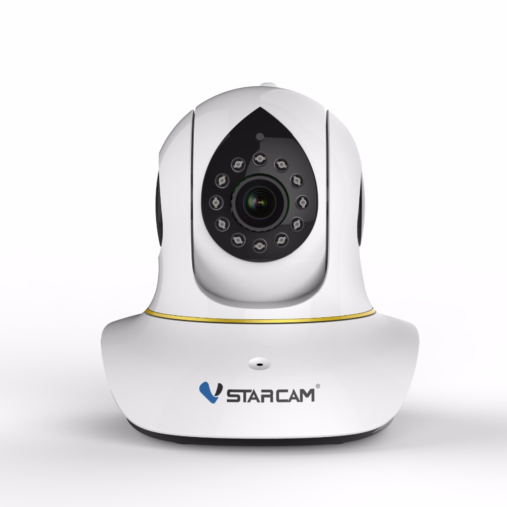 VStarcam C38S full HD 1080 P Wifi IP Camera P2P ONVIF IR Indoor Wireless Cutting P / T Two-way IP Camera Audio ip camera wi-fi