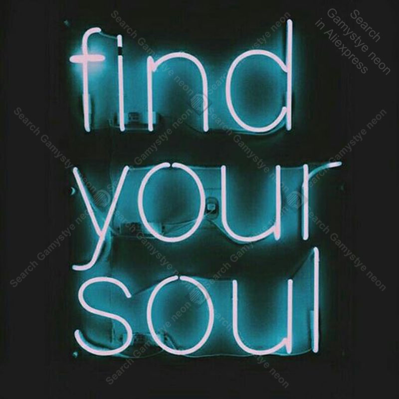 Neon Sign for Find your soul decor Love Display Decoracion Express Beer Neon Light up wall sign Neon Signs for bedRoom LetreroNeon Sign for Find your soul decor Love Display Decoracion Express Beer Neon Light up wall sign Neon Signs for bedRoom Letrero