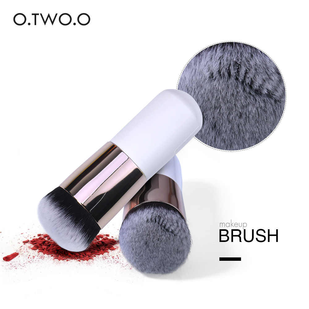 O. TWEE. O Professionele Blusher Borstel Schoonheid Essentiële Makeup Tools Functie BB Cream Make-Up Kwasten Losse Poeder Cosmetica Borstel