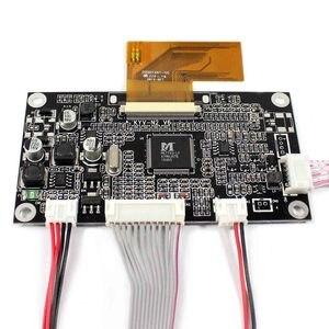 Image 4 - VGA AV LCD denetleyici kurulu ile 5 inç 800x480 VS050T 001A LCD ekran