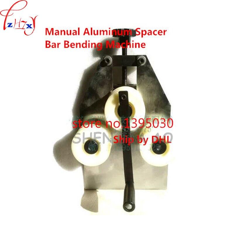Ijverig 1 St Handleiding Aluminium Spacer Bar Buigen Machine