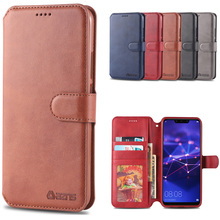 цена на Luxury Leather Wallet Case For Samsung Galaxy A7 2018 Silicone Cover With Card Holder Stand Flip Case For Coque Samsung A7 2018
