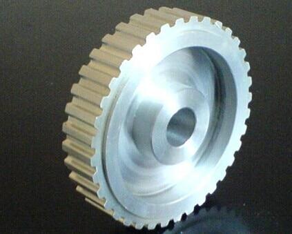 Prix pas cher 36 dents T10 (pas de 10mm) engrenage pour courroie de distribution de rapport de moteurPrix pas cher 36 dents T10 (pas de 10mm) engrenage pour courroie de distribution de rapport de moteur