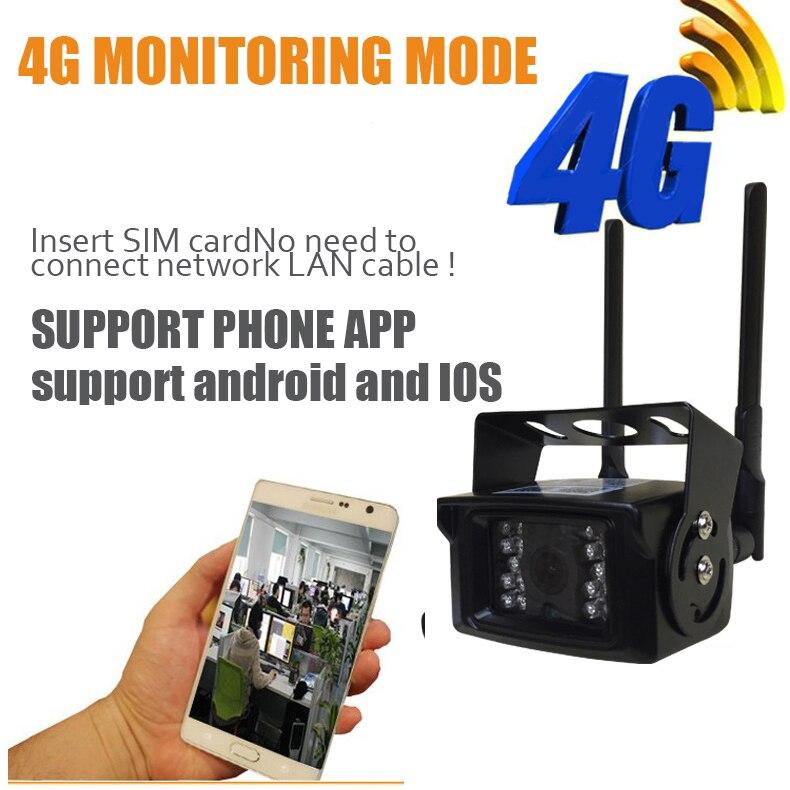 CA33 1080 P 960 P 4G SIM Carte Wifi hot-spot Caméra Ip système de surveillance Mini Wirelss de Sécurité En Plein Air intérieur Wifi Caméra Ip 4G