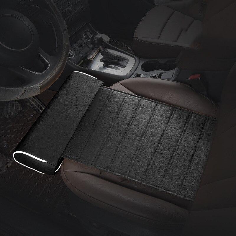Car Seat Leg Foot Thigh Support Cushion Easy Clean Longer Seat Cushion Multiple Models Car Universal Foot Pillow Accessories