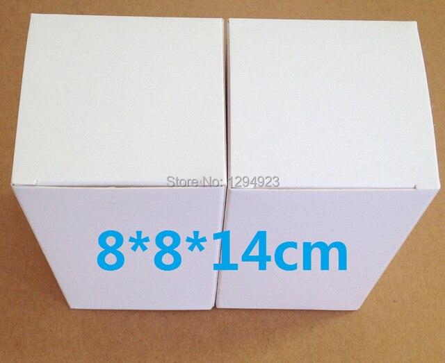 Taille 8*8*14 Cm Papier Boîte En Carton Bricolage Pas Cher Pas D