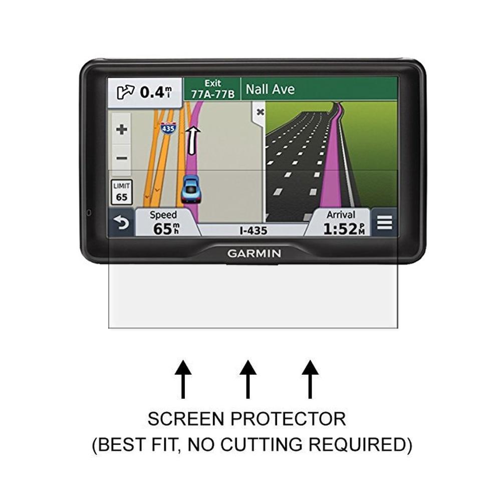 3x Anti-Scratch Clear LCD Ekran Koruyucu Kalkan Filmi için Garmin - Cep Telefonu Yedek Parça ve Aksesuarları - Fotoğraf 2