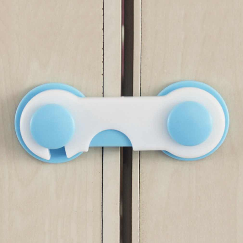Baby Kids Safety Lock Care Prevent Child From Opening Cupboard Doors Cabinet Drawer Refrigerator Toilet Door Closet Hot Selling