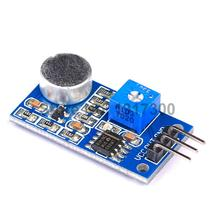 10PCS/LOT Microphone Sensor Noise Decibel Sound Module Interface For Arduino