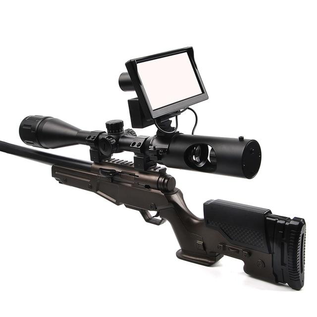 Digital night vision scope riflescopes 5