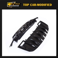 Free Shipping Carbon Fiber Front and Rear Car Bumper Guard for Porsche Cayenne