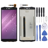 LCD Screen and Digitizer Full Assembly for Doogee S55 Lite