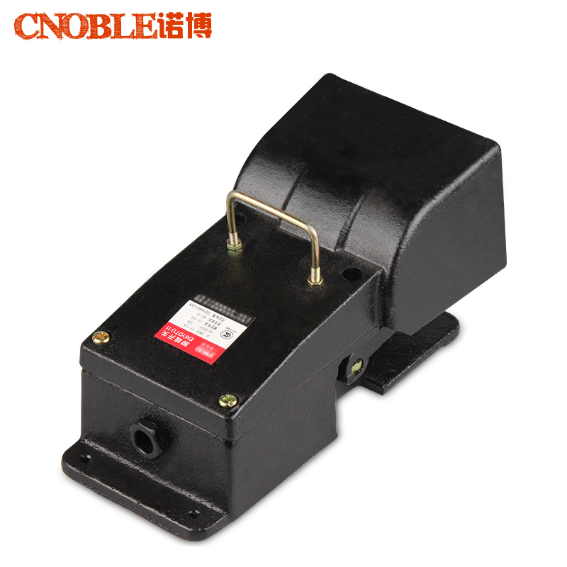DHL Ship YDT1-11 Foot Switch Pedal Foot Control Switch 250V 380V 15A use for bending machine punch with protective cover wholesale price foot control pedal for welding machine