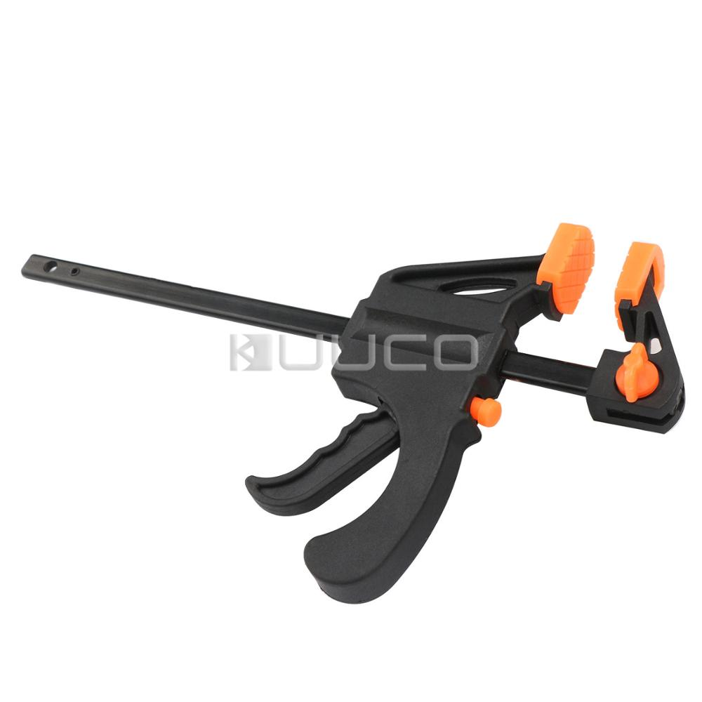 4PCS Toggle Clamp GH-201A Horizontal Quick Holding Release Grip Set #USA STOCK