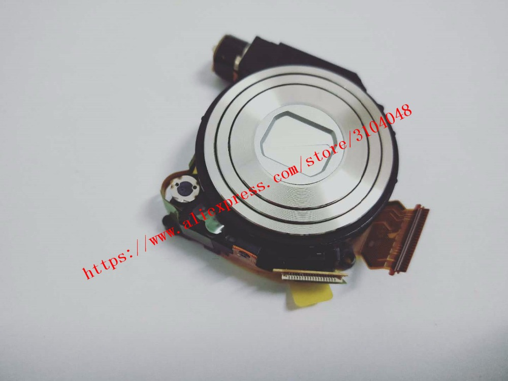 Silver Lens Zoom For Samsung TL110 ST70 Camera Lens TL110 ST70 Zoom unit Replacement Part
