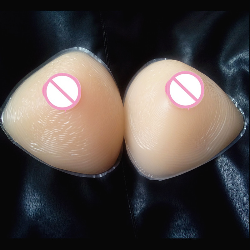 free shipping , artificial breast silicone boobs crossdresser 400g A cup  for shemale or transgender