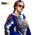 women winter scarfs 2014 New Design Plaid Scarf Basic Shawls Women's Scarves Big Size Blue winter thick cashmere scraf