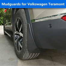 FOR Volkswagen Teramont car fenders interior decoration special accessories 2017-2019 Mudguards