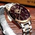 Watches Men LIGE Brand Full Steel Military Watches Men's Quartz Clock Men Business Watch Sport Waterproof WristWatch Man Relojes