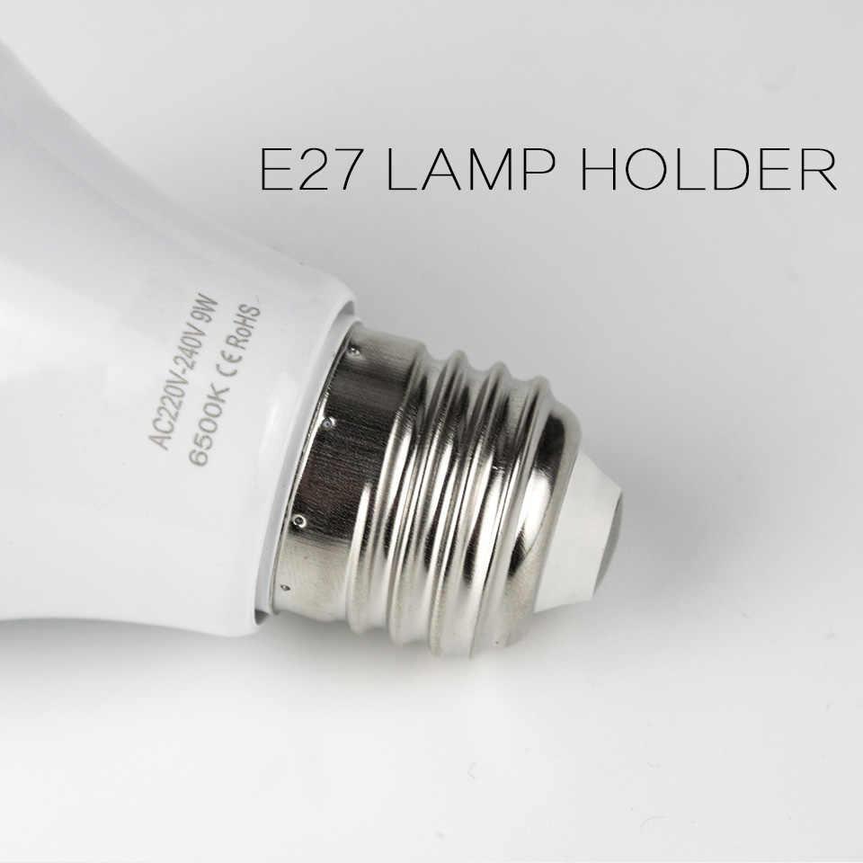 1 Pcs E27 220V LED Lamp light 3W 5W 7W 9W 12W 15W No Flicker LED bulb e27 High Brightness Lampada LED Bombilla For Home Lighting