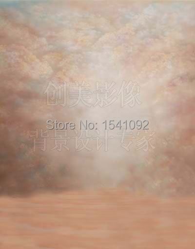 Thin fabric cloth Printed photography background oil painting backdrop Customize vinyl photography backdrop  CM2873 vinyl backdrop photography lovely painting of wildflowers newborn photography background cm s 110