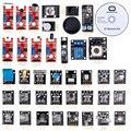 37 en 1 Kit caja de Sensores módulo Suite Variedad para Arduino con Caja Al Por Menor