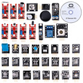 37 in 1 box Sensor Kit module Suite Variety for Arduino with Retail Box