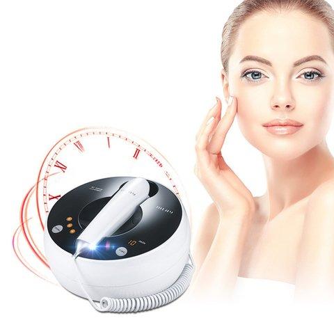 Equipamento da beleza do rf casa levantamento facial rejuvenescimento do enrugamento rejuvenescimento massageador sal o