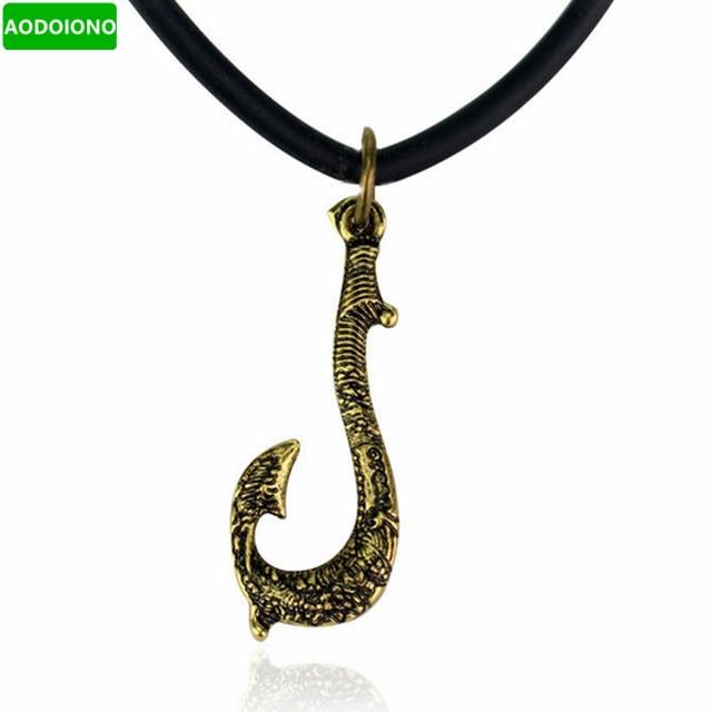 Buy moana maui fishing hook necklace for Maui fishing store