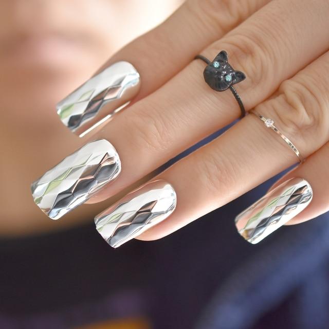 fashion metallic