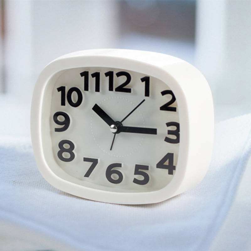 Aliexpress.com : Buy Hot Selling Alarm Clock Kids Students Bedroom Desk  Table Clock Living Room Home Decoration Six Colors Optional From Reliable  Alarm ...