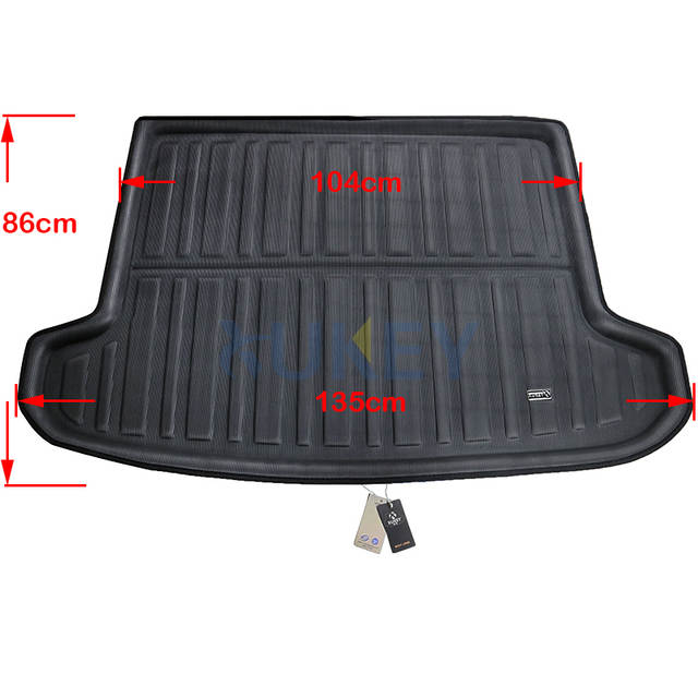 Online Shop Tailored Cargo Boot Liner Tray For Hyundai Tucson Tl