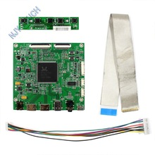 631f76cecd1 HDMI DP LCD Controller Driver Board For 4K 15.6