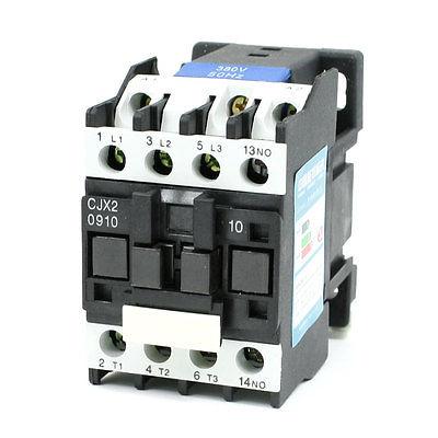 цена на CJX2-0901 AC Contactor 380V 50Hz Coil 9A 3-Phase 3-Pole 1NO